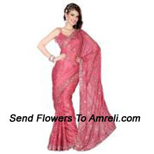 An Elegant Saree Perfect For Any Occasion
