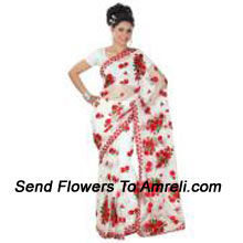 This Is A Gorgeous Saree To Attract Attention
