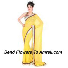 productA Simple, Classy And A Perfect Saree