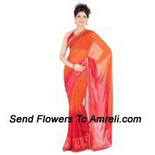 productRight From Casual To Formal, Occassional To Daily Wear This Is A Classy Ethnic Saree.