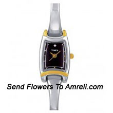 productTimex Ladies Watch. This Watch Surely Complements Your Traditional And Ethnic Wear.  ( P.S : The Color And The Design May Vary According To The Availability. Shiping : Within 3-4 Working Days )