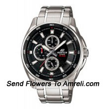 Casio Metal Fashion. Set Your Own Fashion Trends With This Watch.