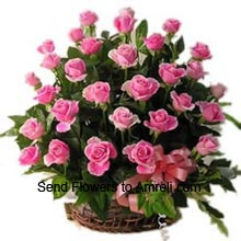 productArrangement Of 36 Pink Roses