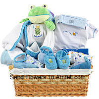 New Born Clothes For A Baby Boy