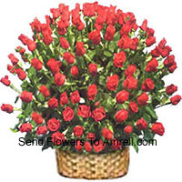 productHuge Basket Of 200 Red Roses