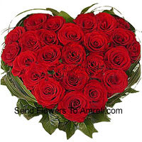 productHeart Shaped Basket Of 40 Red Roses
