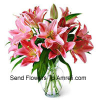 productLilies In A Vase