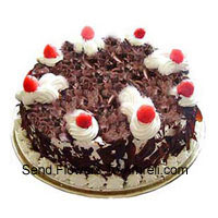 product1/2 Kg (1.1 Lbs) Black Forest Cake