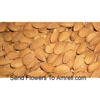 1 Kg Almond In A Gift Box