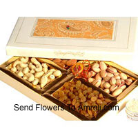 1 Kg Box Of Assorted Dry Fruits