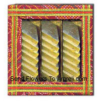 1 Kg Kaju Burfi In A Gift Box