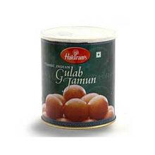 1 Kg Gulabjamun From Haldiram