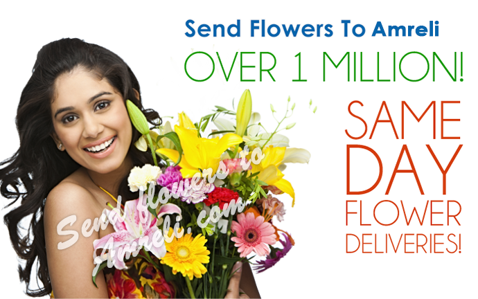 Online Flower Delivery in Amreli