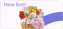 New Born Baby Hampers