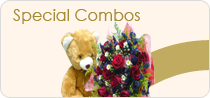 Special Combos Of Flowers and Other Gifts